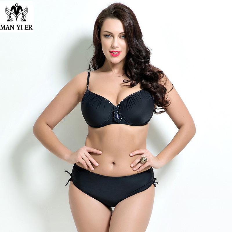 size bikini plus Hot women