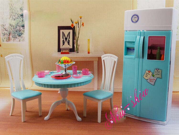 Online Get Cheap Dollhouse Dining Room Aliexpresscom  : Dinner Tea Table Chair Refrigerator Set font b dollhouse b font font b Dining b font from www.aliexpress.com size 749 x 564 jpeg 120kB