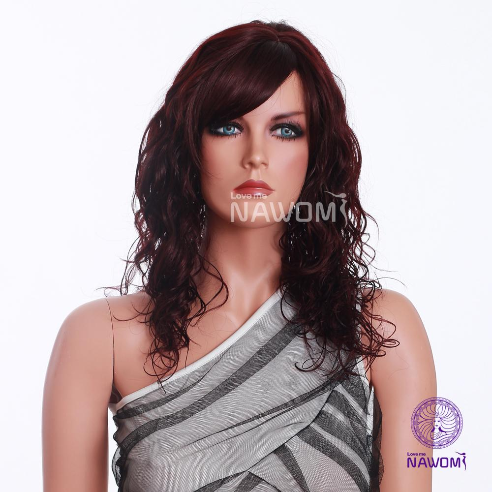 Quality Red Wigs 63