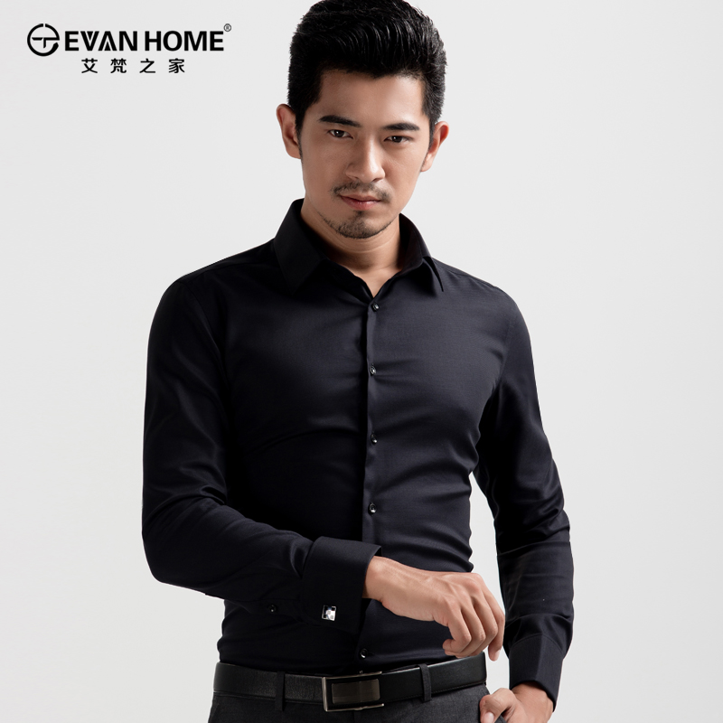 Black Cufflink Shirt Artee Shirt