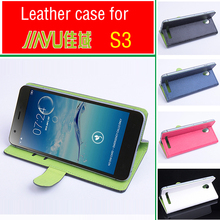 High Quality Green Bottom New Original JIAYU S3 Leather Case Flip Cover For JIAYU S 3 Case JIAYUS3 Phone Cover In Stock