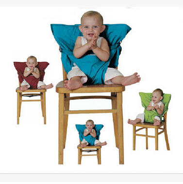 Baby Chair Portable Safety Brand Infant Seat Belts Belt Folding Dining Feeding Kids Product Dining Lunch Harness Kid Chair(China (Mainland))