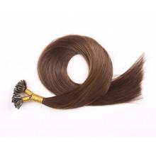 18″20″22″ U Tip Nail Tip Hair Extensions 100strand 0.5g/s Brazilian Remy Human Hair Keratin Fusion Hair Extensions