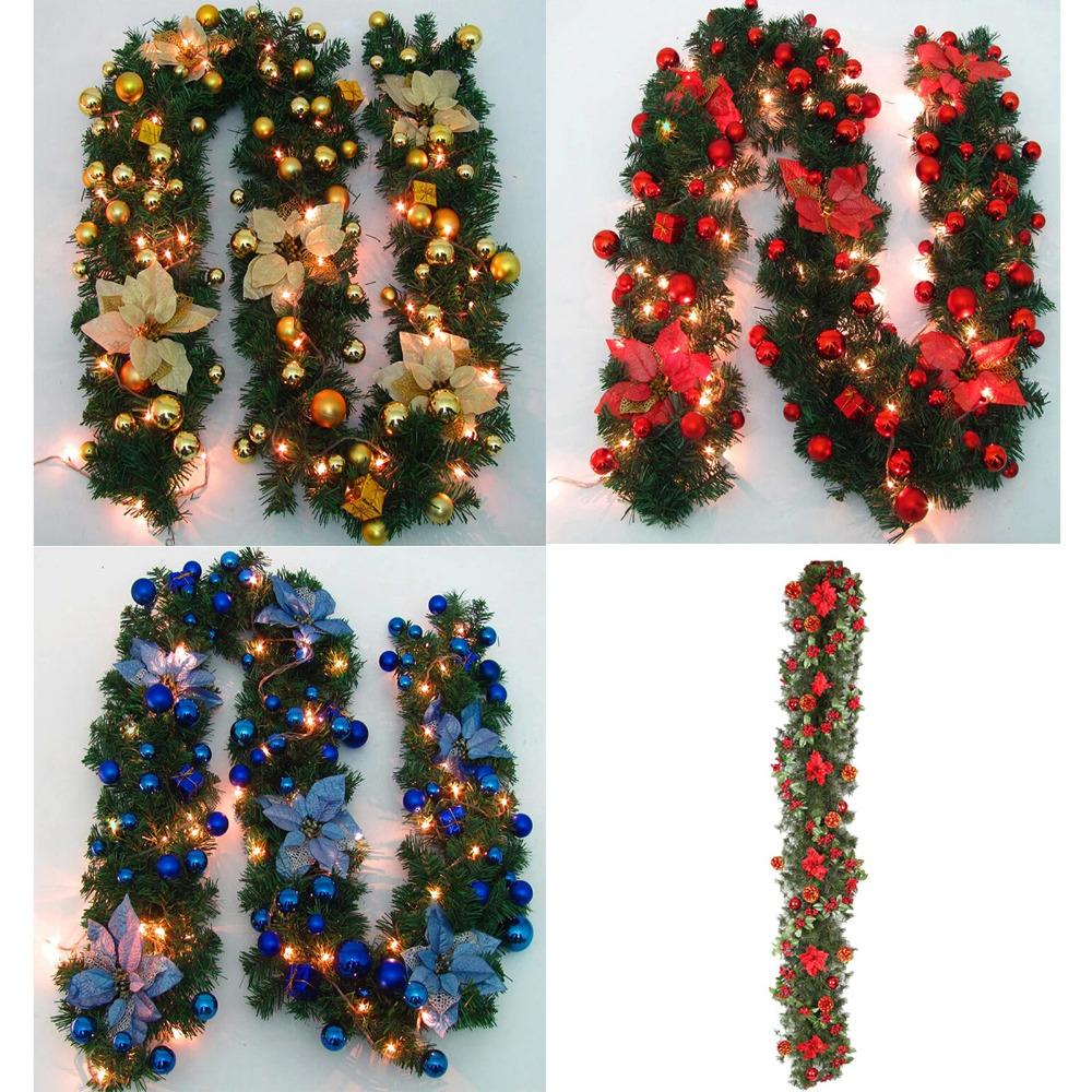 Christmas garlands decorations - Stunning Decorative Garland Decorating Ideas With Christmas Garland Ideas