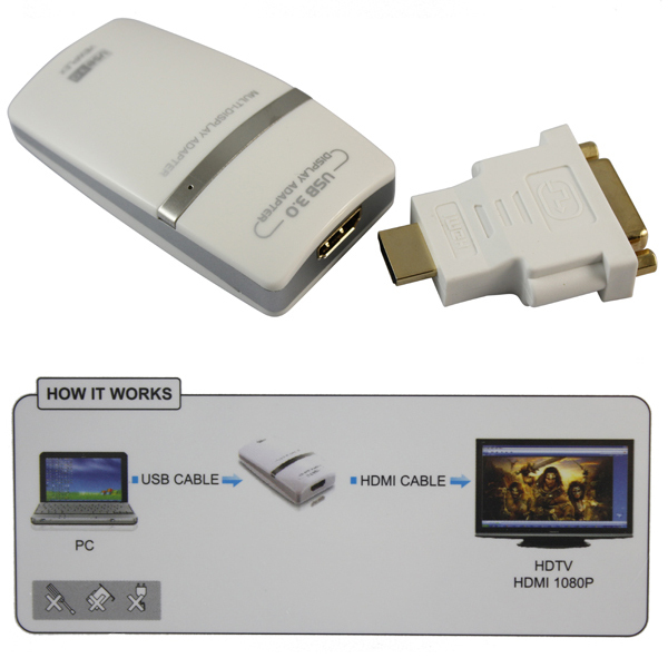 Электроника Dealfon USB 3.0 HDTV a/n