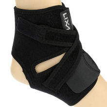 Ankle Support Gym Sports Safety Protector Elastic Adjustable Ankle Foot Brace Support Wrap LIXADA(China (Mainland))