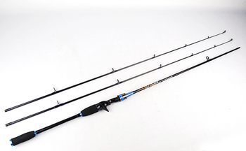 Available 1pcs 2.1m Swagg Fishing Rod fishing rods Reel Seat Carbon rod   SJA-LY QIANG a Two tips !!