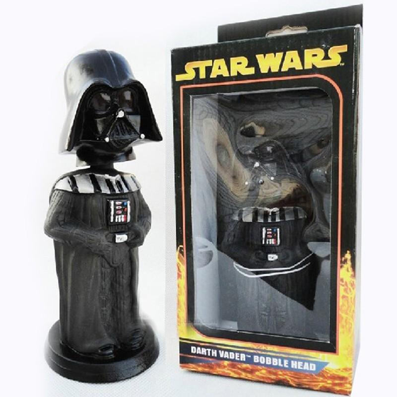 Star wars darth vader action figure pvc toy model garage for Garage en kit pvc