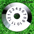 KELUSHI Free Shipping FC 6S Optical Fiber cutting blade Fiber Cleaver Blade Cutting Wheel High Precision