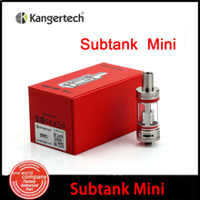 100% Original kangertech subtank mini Atomizer  RBA 4.5ML New Base with OCC coil 0.5/1.2ohm  Kanger Subtank Mini  Atomizer (MM)
