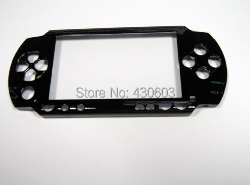 free shipping for Sony for PSP 2000 Slim Red Console Face Plate red black pink for psp 2000 face cover()