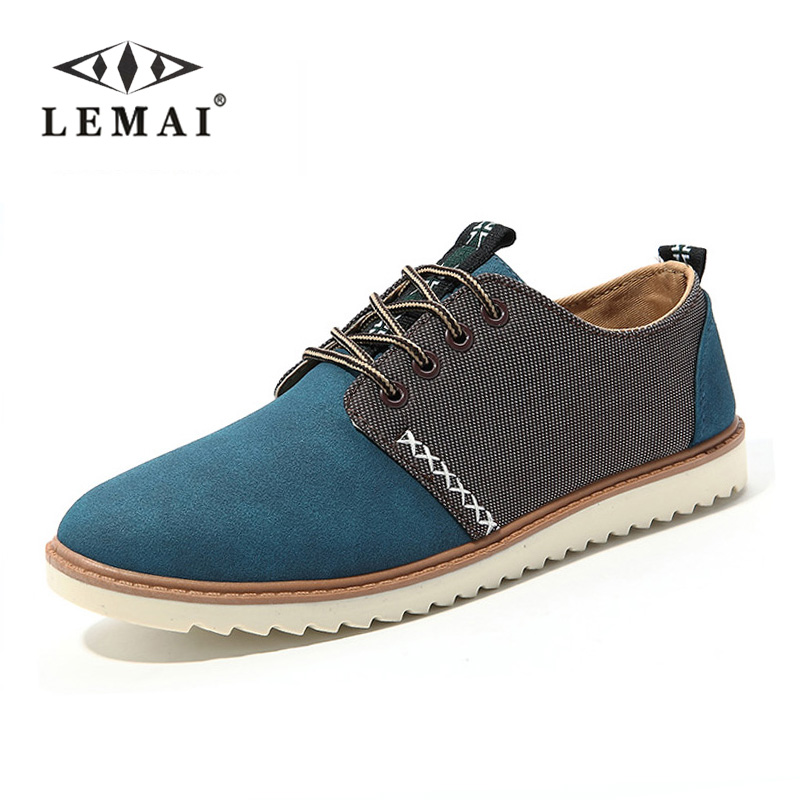 Aliexpress.com  Buy Men Shoes 2016 New Suede Genuine Leather Fashion Men Casual Oxford Shoes ...