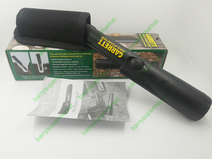 Фотография New Arrived big discount !!! CSI Pinpointing Hand Held GARRETT Pro Pointer Metal Detector Pinpointer Detector