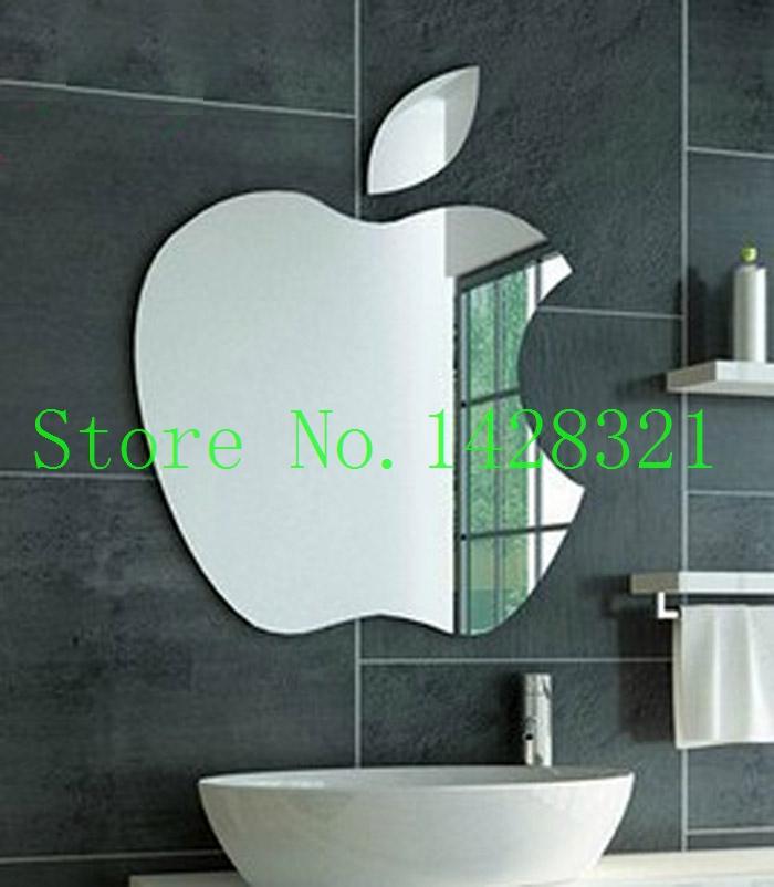 Miroir salle de bain d coratifs achetez des lots petit - Miroir decoratif a coller ...