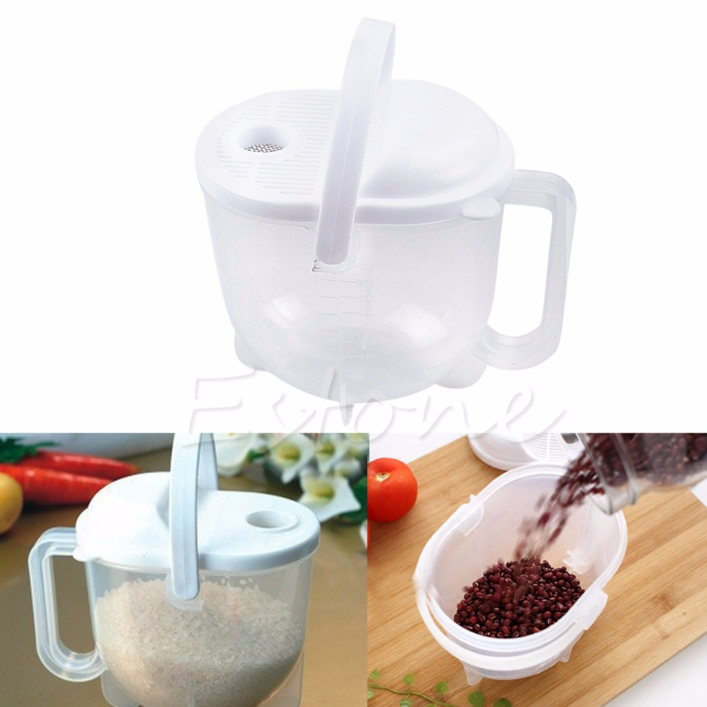 E74 Free Shipping Quick Wash The Washing Rice Device Rice Of Multifunctional Washer Rice Washing(China (Mainland))