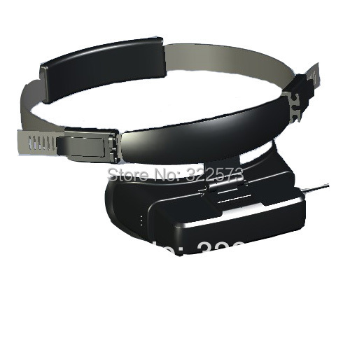 New!3D HMD Video Goggles Glasses with AV-in Great for FPV<br><br>Aliexpress