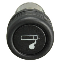 New Black Universal 12V Car Auto Cigarette Cig Lighter Element Plug for Vauxhall Zafira Astra Corsa Vectra Vivaro(China (Mainland))