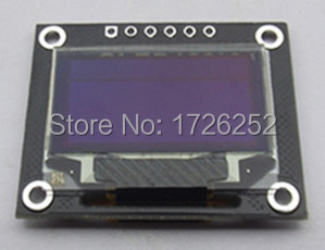 0.96 inch Yellow Blue OLED Display Module 128*64 SPI bus electrostatic prevention package(China (Mainland))