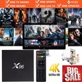 X96 Android TV Box Amlogic S905X Quad Core 2 16G Smart TV Box 16 1 WIFI