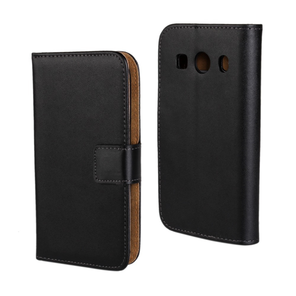 Luxury Leather Wallet Flip case cover Samsung Galaxy Ace 4 lite nxt G313h g313f g313 4inch - Made In China Centre store