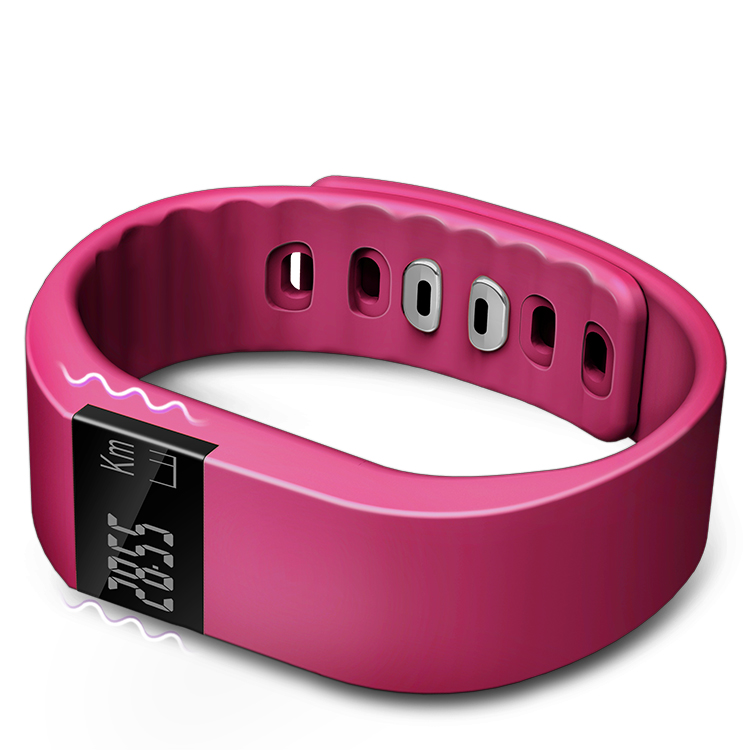 U watch TW64 Multi Function Fitness Tracker for iPhone Samsung Android Phone