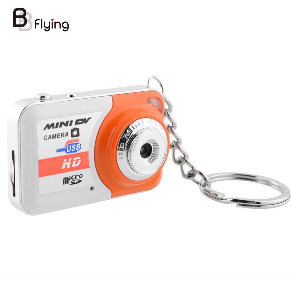 Portable Mini Digital Camera Kids Toy Baby Gift Video Shooting Toy Camera Support 32G Micro SD Orange Grey(China (Mainland))