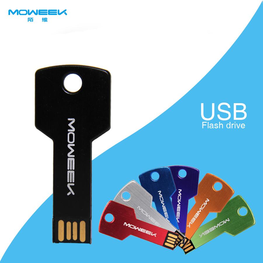 MOWEEK M05 cheap USB flash drive 4GB usb pen drive USB 2.0 Memory Stick gift key USB Stick(China (Mainland))