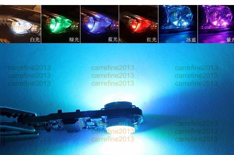 RGB W5W