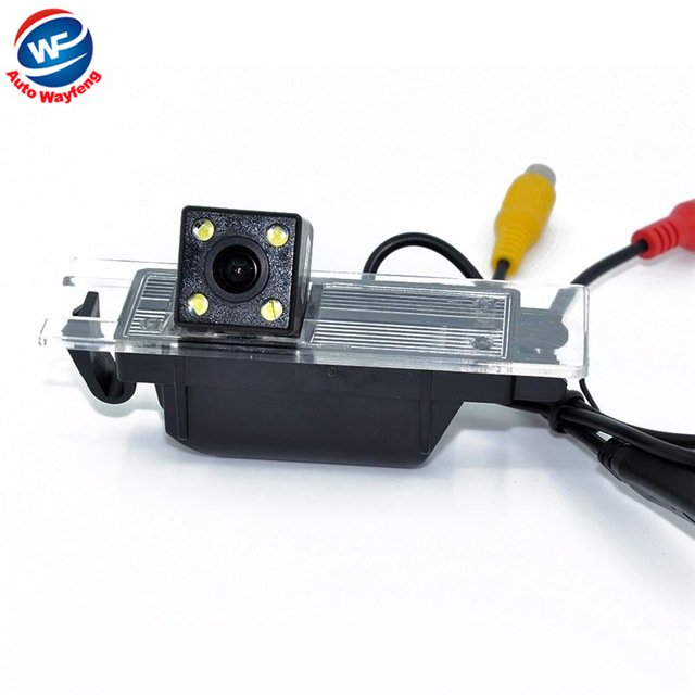 4 LED HD CCD car rear view Camera reverse for OPEL (Vectra/Astra/Zafira/Insignia) , Haydo, M1, MPE, Lovns- Coupe,Buick Hideo(China (Mainland))
