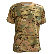 Buy ELOS-Outdoors Hunting Camouflage T-shirt Men Army Tactical Combat T Shirt Military Dry Sport Camo Outdoor Camp Tees CP for $5.44 in AliExpress store