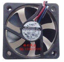 Used Free Shipping DC5V 0.18A Server Cooling Fan For ADDA AD0505MB-G76 Server Square Fan 3-wire 50x50x10mm