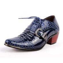 2016 New British Style Men Boots Leather Comfortable Ankle Boots Dress Shoes Leather Boots Men Botas Masculina D80(China (Mainland))