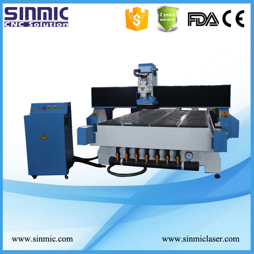 SINMIC vacuum table anti-dust 3 axis cnc router machine price buy products with CE,ROHS(China (Mainland))