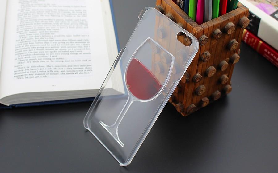 4.7 אינץ ' סימפסון חדשני עיצוב לוגו עבור iPhone6G מקרה שקוף טלפון נייד תיקים כיסוי