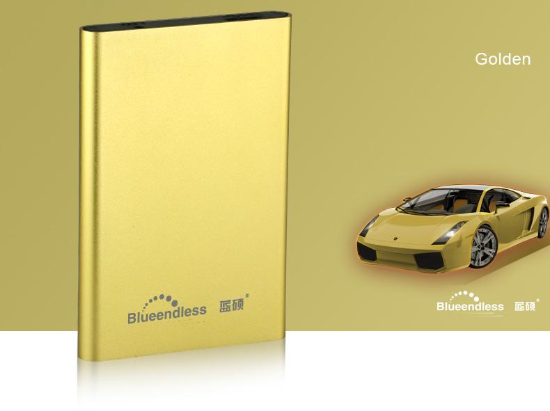 5TB reading capacity hdd enclosure usb 3.0 hdd cases aluminum hdd caddy 2.5 Hard Drive Disc external case high speed sata hddbox(China (Mainland))