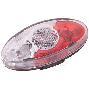 INBIKE [P051] multifunctional bicycle taillights arm warning light helmet lights a single headlight XC - 776