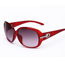 Fashion Gradient Sunglass Women's Elegant Sunglasses Metal Crystal Decoration Sun Glasses For Women Sun Eyewear Brand Designer