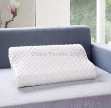 Space memory pillowr 30x50 Slow rebound memory foam pillow cervical health care,free shipping(China (Mainland))