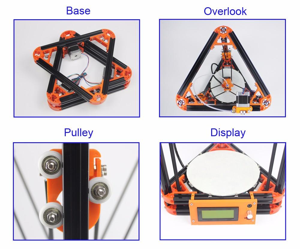 3d printer kits details