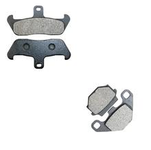 Buy Brake Shoe Pads set fit HUSABERG Dirt 500 91 1991 &up/ 501 Enduro 1991 1992 1993 1994 1995 1996 1997 1998 for $6.70 in AliExpress store