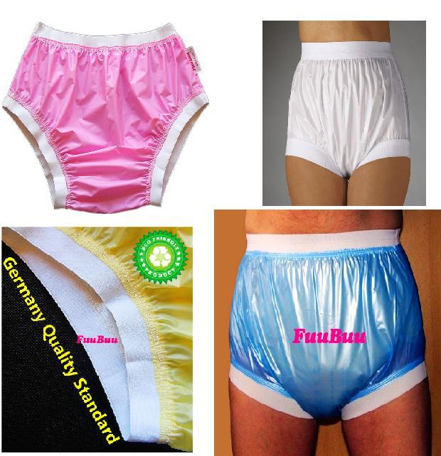 Free Shipping FUUBUU2207-4PCS  Wide elastic pants/The old man of diapers/Waterproof shorts/Incontinence products<br><br>Aliexpress