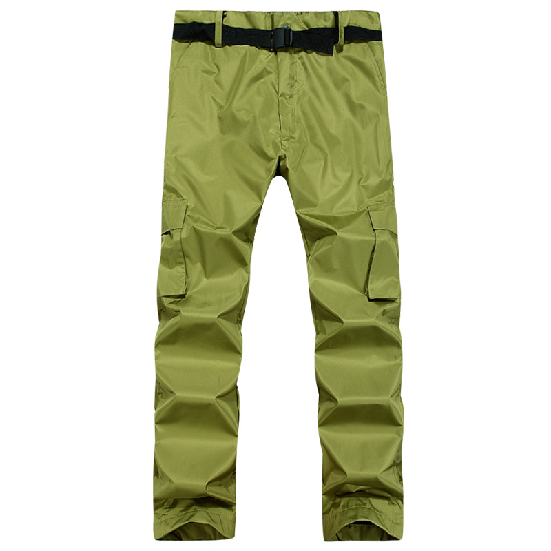 2016 New Winter Autumn Camping Hiking Outdoor Sport Pants ...