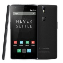 OnePlus One A1001 5.5 Inch Android 4.4 Smartphone, Snapdragon 801 2.5GHz Quad-core, 3GB RAM + 16GB ROM GSM & WCDMA & FDD-LTE