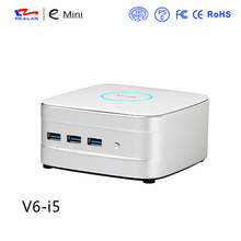 2016 Intel i5 NUC Mini PC Windows 10 Linux Computer HDMI WiFi  USB3.0 DIY gaming PC(China (Mainland))