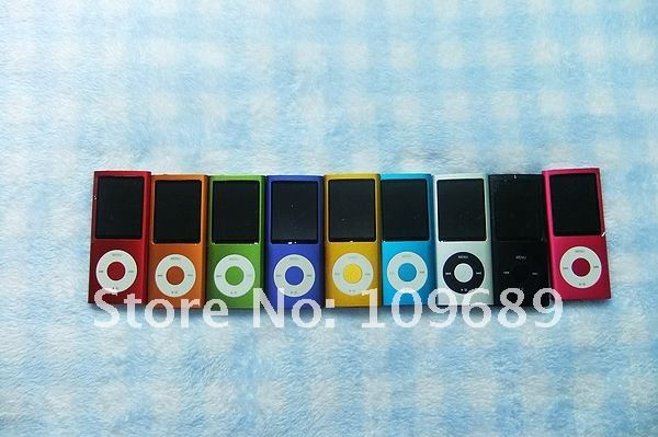 MP4-плеер OEM 5 mp3 16GB MP4 2.2 LCD FM 5th mp4 плеер new 10 32 5 mp4 2 2 mp3 fm dhl 5th