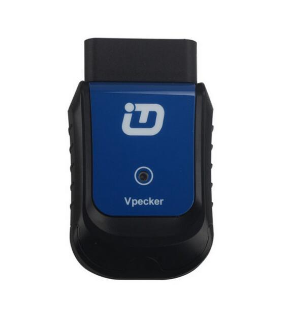 2016 VPECKER Easydiag Wireless Wifi OBDII Full Diagnostic Tool automobile AUTO diagnostic scanner for European Cars(China (Mainland))