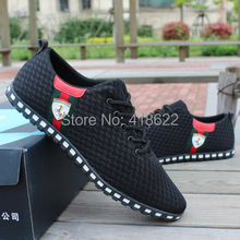 2015 Fashion Brand PMA Spring/summer Men Light at the end mesh Running Sports shoes,men's Casual shoes Men's Sneakers(China (Mainland))