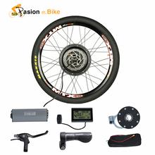 "Buy PASION E BIKE 48V1000W Electric Bicycle Conversion kit Bikes Rear wheel motor for 20"" 24"" 26"" 28"" 29"" 700C Wheel Motor for $340.30 in AliExpress store"