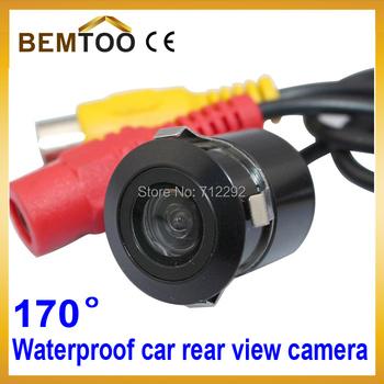 170 Anti-Fog Glass Car Auto Rear View Reverse Waterproof Camera,parking camera ,Free Shipping