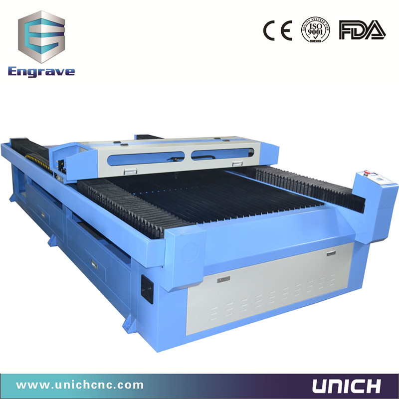 Cost effective!!! laser engraving machine 1300X2500mm Unich laser cutting jigsaw puzzle machine(China (Mainland))